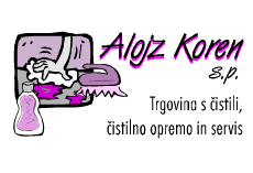 TRGOVINSKE STORITVE IN ČIŠČENJE ALOJZ KOREN S.P.