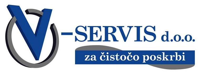 V-SERVIS, čistilni servis, trgovina in druge storitve, d.o.o.