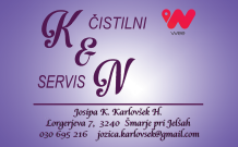 K&N, čistilni servis Josipa Karlovšek, s.p.