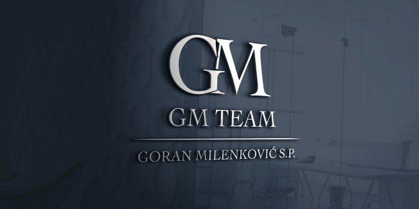 GM TEAM, Goran Milenković s.p.