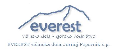 EVEREST višinska dela Jernej Pepevnik s.p.